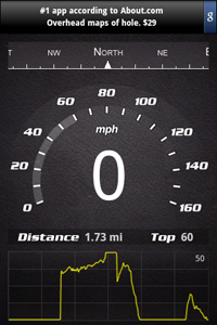 SpeedView – GPS speedometer for Android – Code Sector Blog
